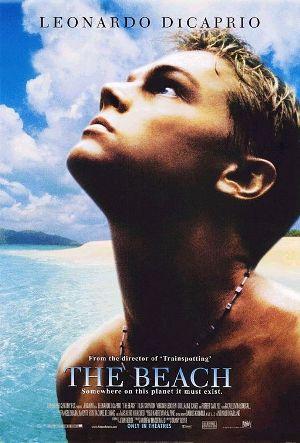 """پوستر فیلم جنجالی """"ساحل"""""""