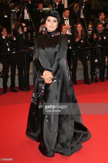 فاطمه الرحیمی مدیر اجرایی موسسه فیلم قطر