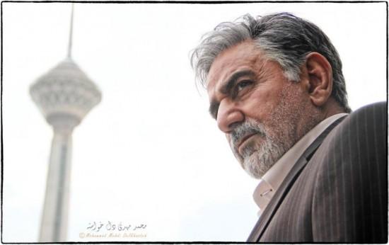 """پرویز پرستویی در نمایی از """"قاتل اهلی"""""""