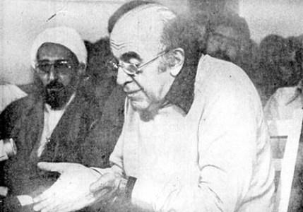 هادی غفاری در دادگاه هویدا