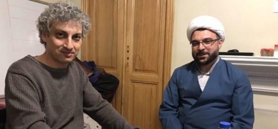 ارژنگ امیرفضلی-اوقاف شهرری