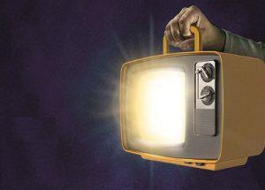 آیکون+تلویزیون