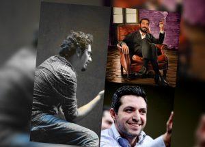 صدرا صباحی+نوید محمدزاده+اشکان خطیبی