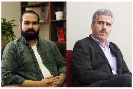 غلامرضا فرجی+سیدعلی طباطبایی نژاد