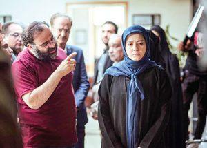 هادی حاجتمند+مهراوه شریفینیا+پشت صحنه فیلم مدیترانه