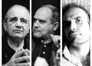 حامد مظفری، رضا اورنگ و بابک محمدی