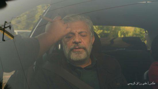 پرویز فلاحی پور در سریال بی نشان